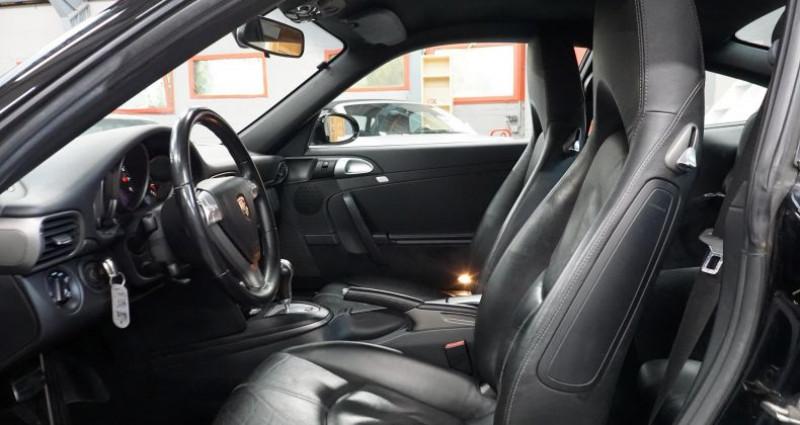 Porsche 911 Type 997 (997) 3.6 325 CARRERA TIPTRONIC S Noir occasion à RONCQ - photo n°7