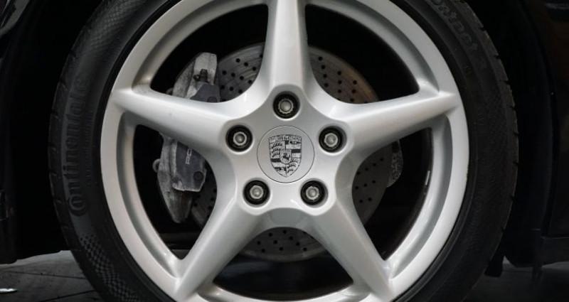 Porsche 911 Type 997 (997) 3.6 325 CARRERA TIPTRONIC S Noir occasion à RONCQ - photo n°5