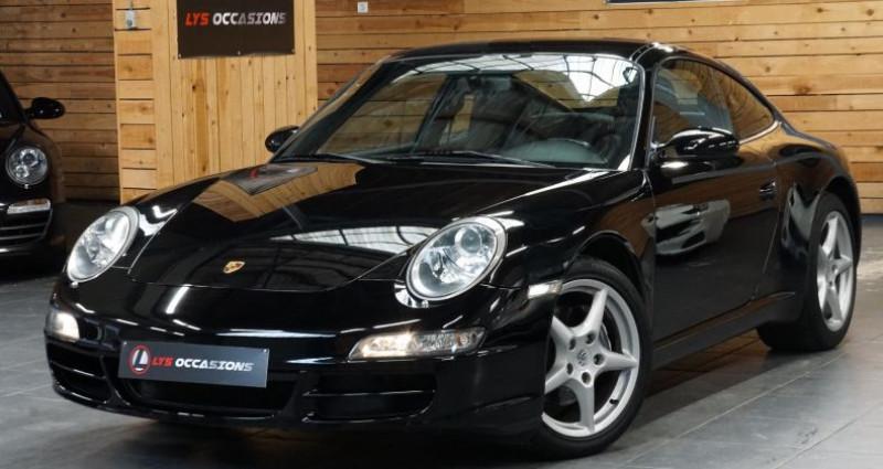 Porsche 911 Type 997 (997) 3.6 325 CARRERA TIPTRONIC S Noir occasion à RONCQ