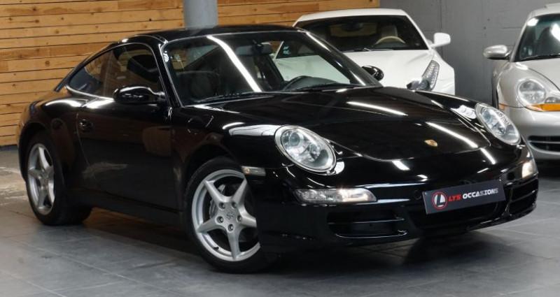 Porsche 911 Type 997 (997) 3.6 325 CARRERA TIPTRONIC S Noir occasion à RONCQ - photo n°2