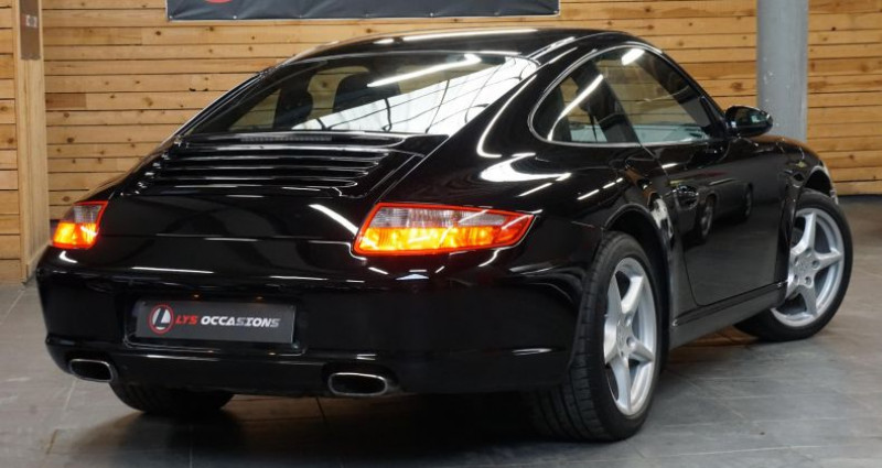 Porsche 911 Type 997 (997) 3.6 325 CARRERA TIPTRONIC S Noir occasion à RONCQ - photo n°3