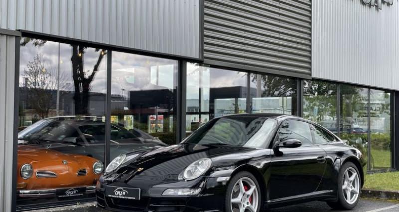 Porsche 911 Type 997 (997) 3.6 325 CARRERA Noir occasion à Fontenay-sur-eure