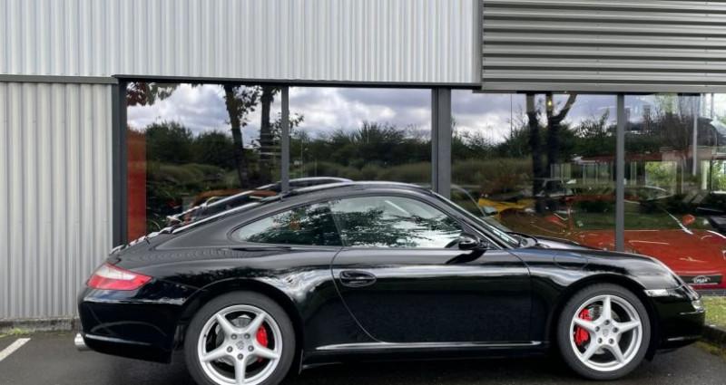Porsche 911 Type 997 (997) 3.6 325 CARRERA Noir occasion à Fontenay-sur-eure - photo n°5