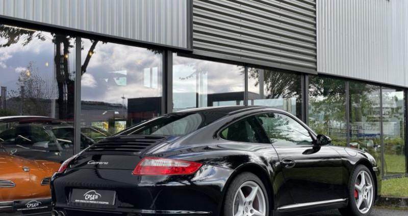 Porsche 911 Type 997 (997) 3.6 325 CARRERA Noir occasion à Fontenay-sur-eure - photo n°4