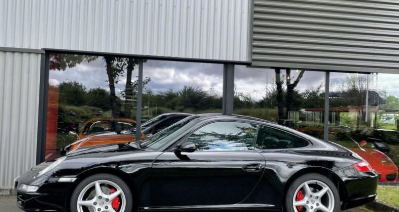 Porsche 911 Type 997 (997) 3.6 325 CARRERA Noir occasion à Fontenay-sur-eure - photo n°3