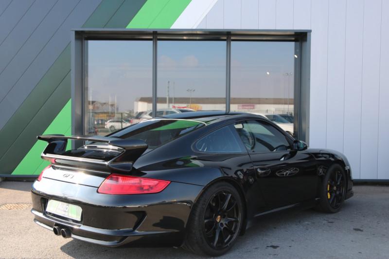 Porsche 911 Type 997 (997) 3.6 415 GT3 Noir occasion à Jaux - photo n°3