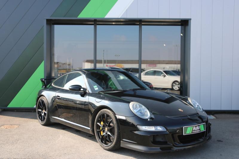 Porsche 911 Type 997 (997) 3.6 415 GT3 Noir occasion à Jaux - photo n°2