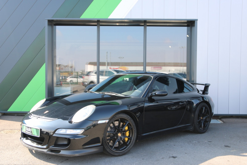 Porsche 911 Type 997 (997) 3.6 415 GT3 Noir occasion à Jaux