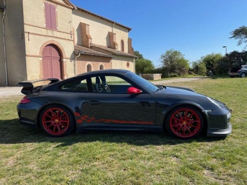 Porsche 911 Type 997 (997) 3.6 415 GT3 Gris occasion à Vacquiers - photo n°5