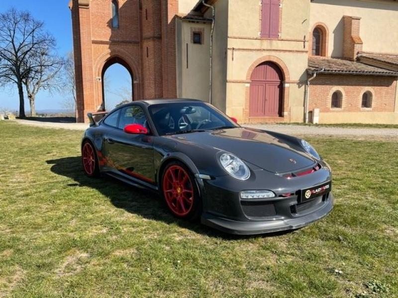 Porsche 911 Type 997 (997) 3.6 415 GT3 Gris occasion à Vacquiers