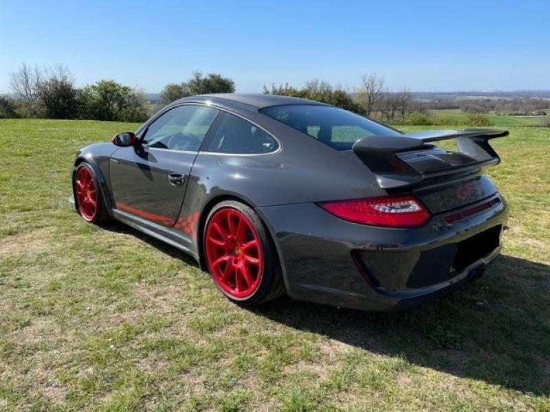 Porsche 911 Type 997 (997) 3.6 415 GT3 Gris occasion à Vacquiers - photo n°7