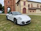 Porsche 911 Type 997 (997)  3.6 480 TURBO Blanc à Vacquiers 31