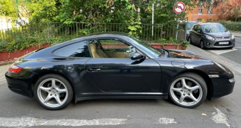 Porsche 911 Type 997 (997) CARRERA 4 TIPTRONIC S Noir occasion à REZE - photo n°6