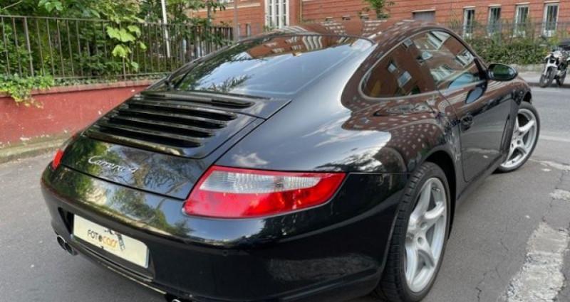 Porsche 911 Type 997 (997) CARRERA 4 TIPTRONIC S Noir occasion à REZE - photo n°5