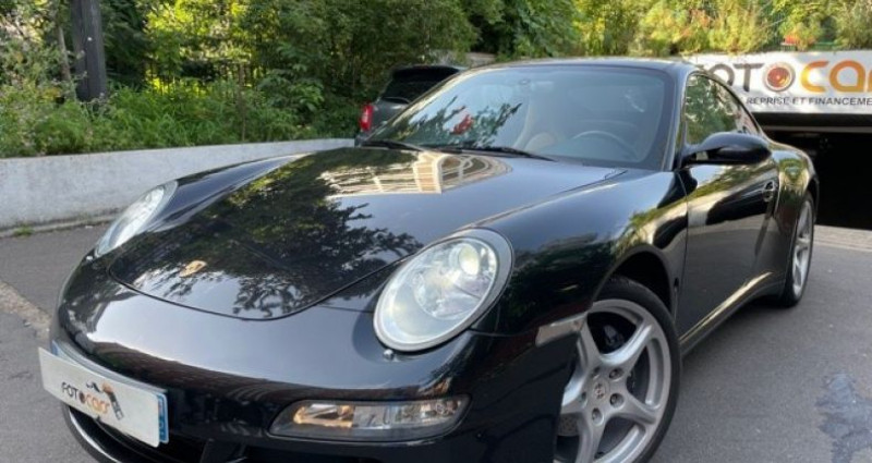 Porsche 911 Type 997 (997) CARRERA 4 TIPTRONIC S Noir occasion à REZE