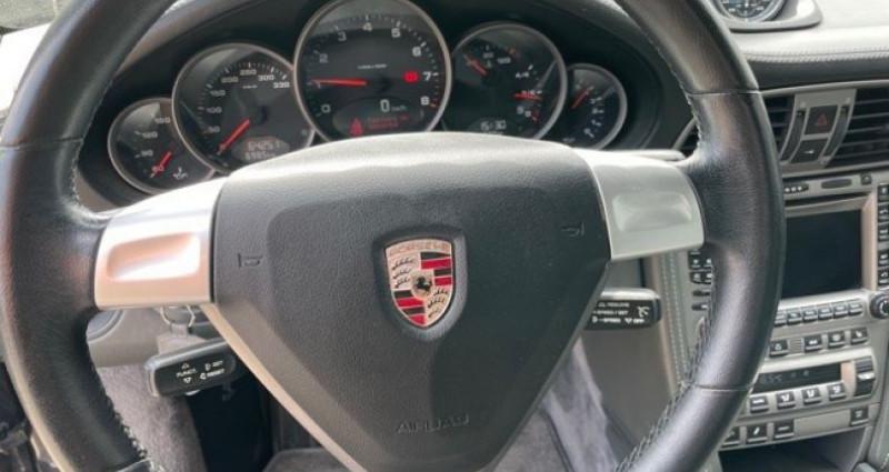 Porsche 911 Type 997 (997) CARRERA 4 Gris occasion à ORANGE - photo n°4