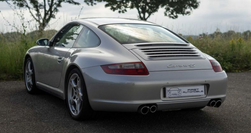 Porsche 911 Type 997 (997) CARRERA 4S 3L8 355CV Gris occasion à VENDENHEIM - photo n°7