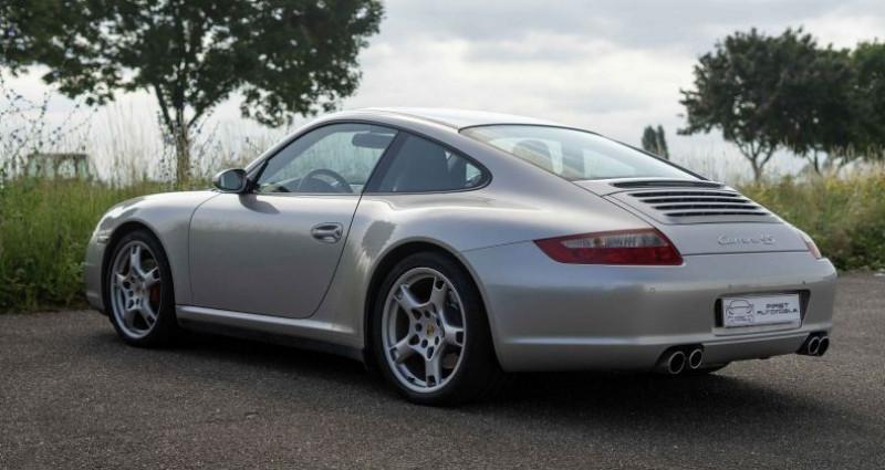 Porsche 911 Type 997 (997) CARRERA 4S 3L8 355CV Gris occasion à VENDENHEIM - photo n°6