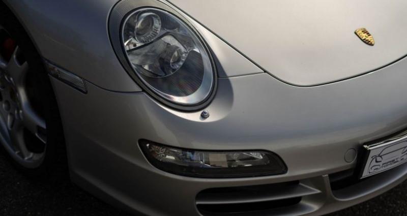 Porsche 911 Type 997 (997) CARRERA 4S 3L8 355CV Gris occasion à VENDENHEIM - photo n°5