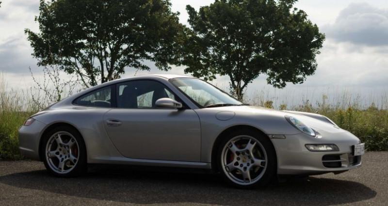 Porsche 911 Type 997 (997) CARRERA 4S 3L8 355CV Gris occasion à VENDENHEIM - photo n°4
