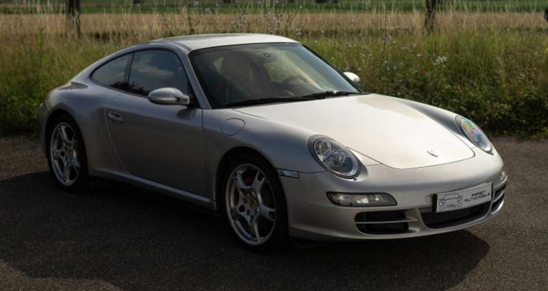 Porsche 911 Type 997 (997) CARRERA 4S 3L8 355CV Gris occasion à VENDENHEIM - photo n°3