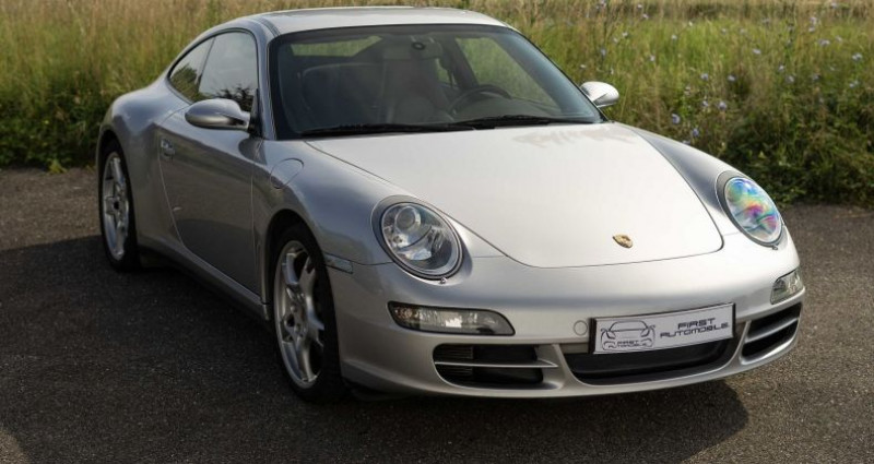 Porsche 911 Type 997 (997) CARRERA 4S 3L8 355CV Gris occasion à VENDENHEIM - photo n°2