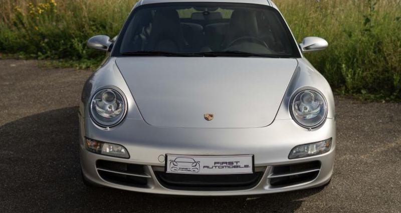 Porsche 911 Type 997 (997) CARRERA 4S 3L8 355CV Gris occasion à VENDENHEIM