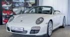 Porsche 911 Type 997 (997) CARRERA CABRIOLET PHASE 2 3L6 345CV Blanc à VENDENHEIM 67