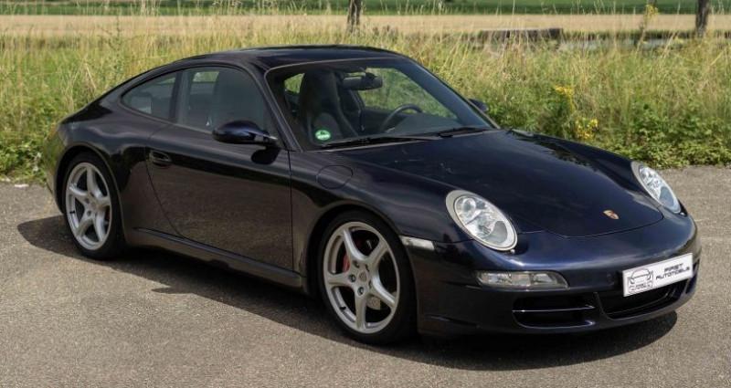 Porsche 911 Type 997 (997) CARRERA S TIPTRONIC S 3L8 400CV Bleu occasion à VENDENHEIM - photo n°2