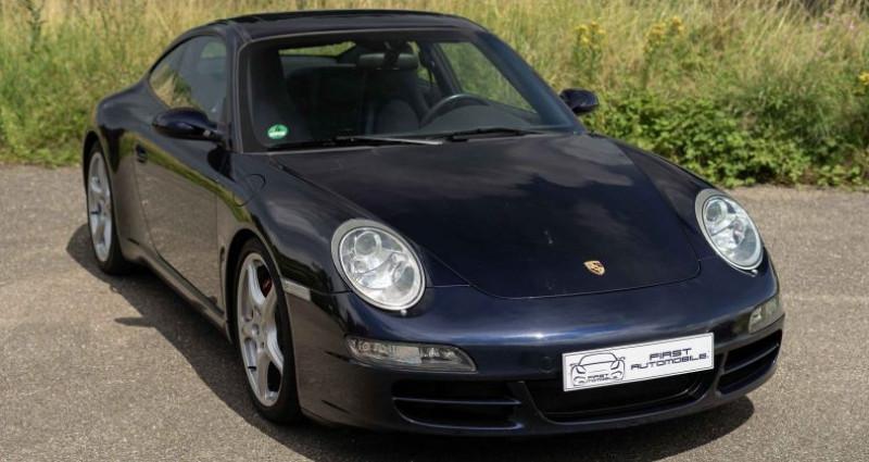 Porsche 911 Type 997 (997) CARRERA S TIPTRONIC S 3L8 400CV Bleu occasion à VENDENHEIM - photo n°3