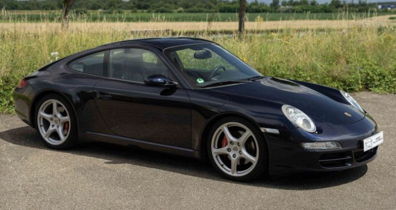 Porsche 911 Type 997 (997) CARRERA S TIPTRONIC S 3L8 400CV Bleu occasion à VENDENHEIM