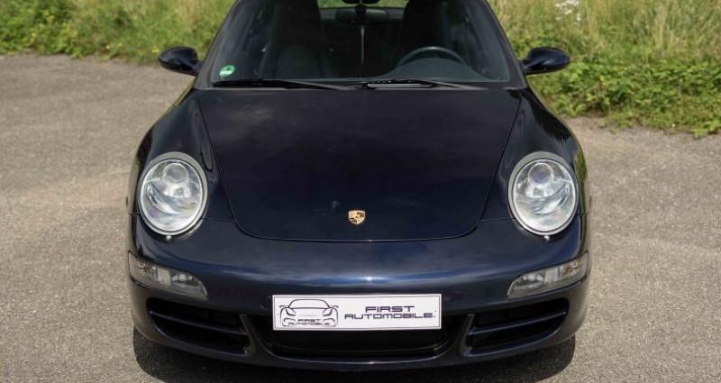 Porsche 911 Type 997 (997) CARRERA S TIPTRONIC S 3L8 400CV Bleu occasion à VENDENHEIM - photo n°4