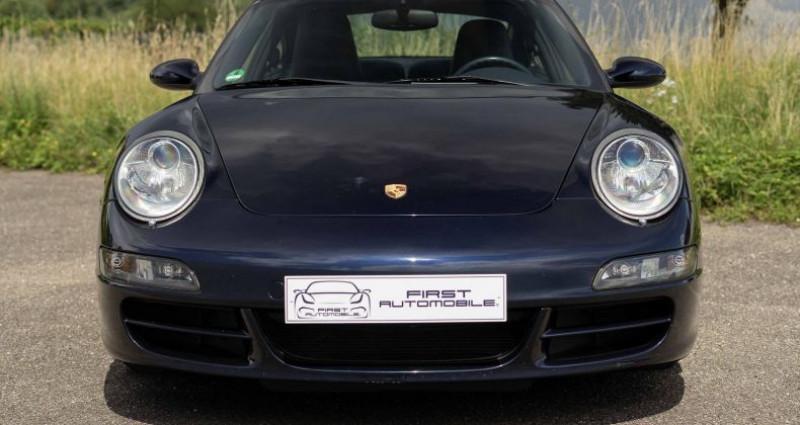 Porsche 911 Type 997 (997) CARRERA S TIPTRONIC S 3L8 400CV Bleu occasion à VENDENHEIM - photo n°5