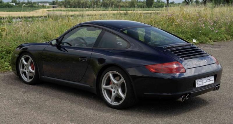 Porsche 911 Type 997 (997) CARRERA S TIPTRONIC S 3L8 400CV Bleu occasion à VENDENHEIM - photo n°6