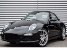 Porsche 911 Type 997 3.6 Carrera Cabriolet Noir à BEAUPUY 31