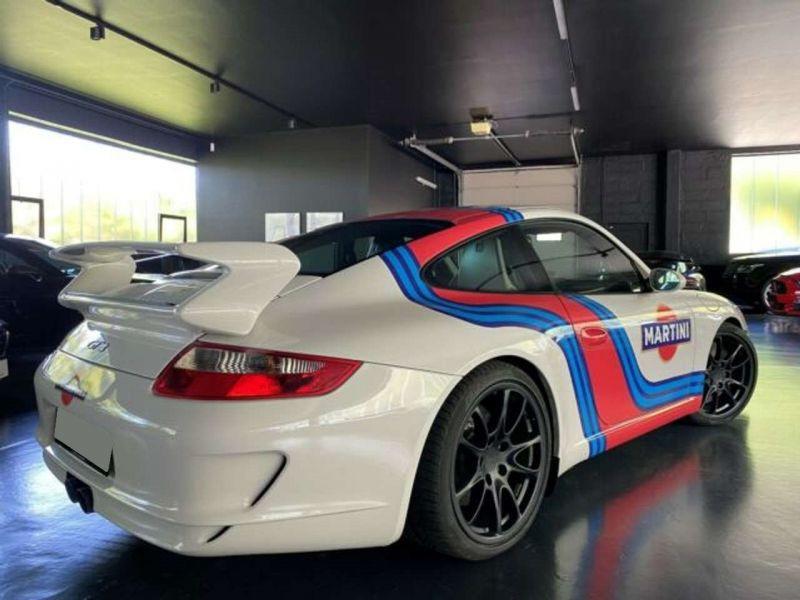 Porsche 911 Type 997 3.6 GT3 Blanc occasion à BEAUPUY - photo n°3