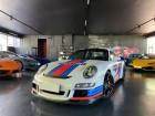 Porsche 911 Type 997 3.6 GT3 Blanc à BEAUPUY 31