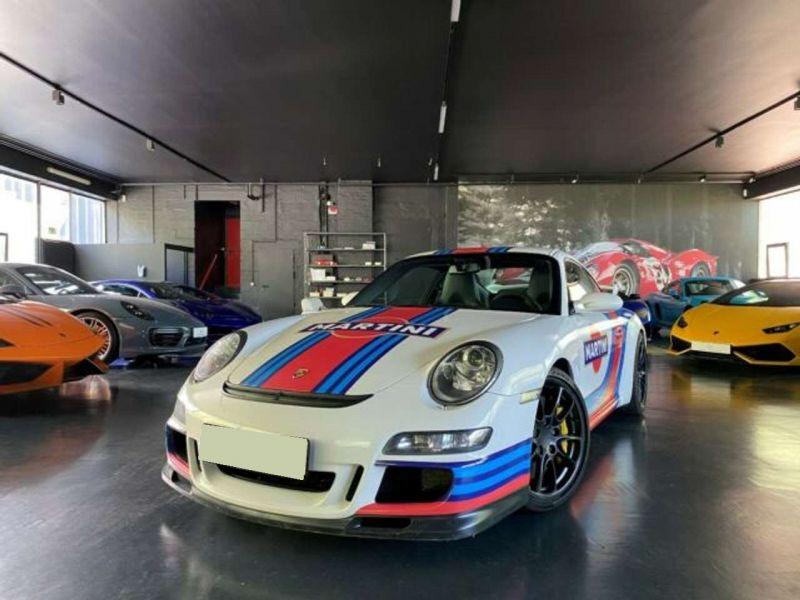 Porsche 911 Type 997 3.6 GT3 Blanc occasion à BEAUPUY