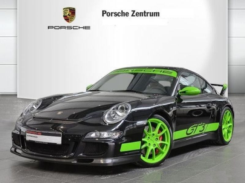 Porsche 911 Type 997 3.6 GT3 Noir occasion à BEAUPUY