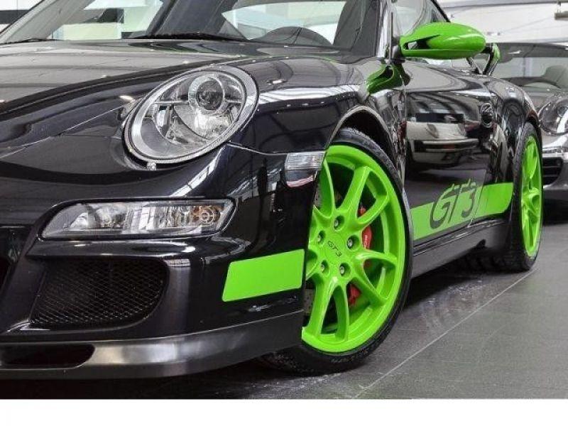 Porsche 911 Type 997 3.6 GT3 Noir occasion à BEAUPUY - photo n°8