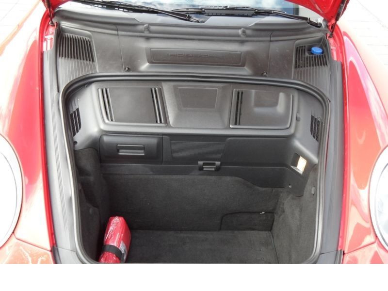 Porsche 911 Type 997 3.6 Turbo PDK Cabriolet Rouge occasion à BEAUPUY - photo n°8