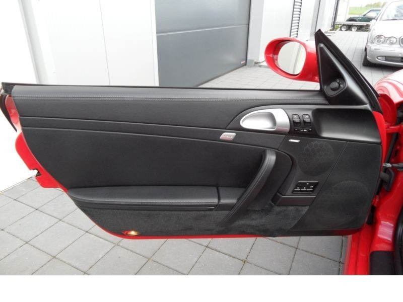 Porsche 911 Type 997 3.6 Turbo PDK Cabriolet Rouge occasion à BEAUPUY - photo n°3