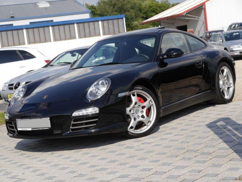 Porsche 911 Type 997 3.8 Carrera 4S Noir occasion à BEAUPUY