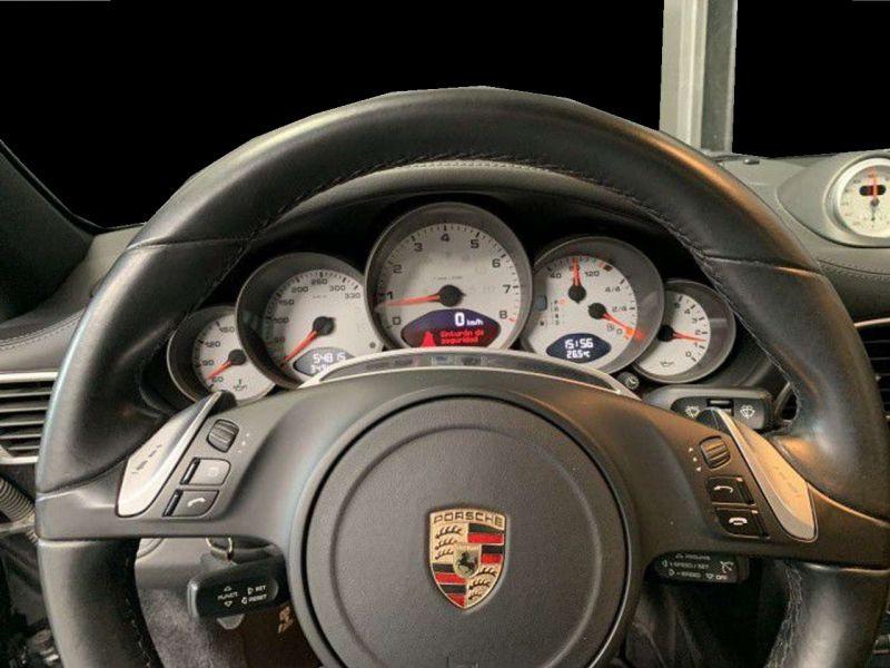 Porsche 911 Type 997 3.8 Carrera S PDK Cabriolet Noir occasion à BEAUPUY - photo n°2