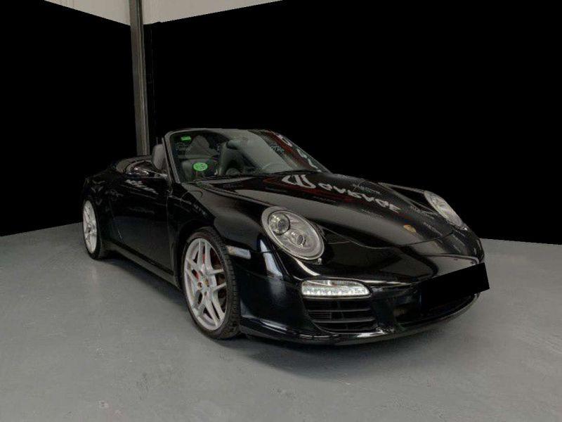 Porsche 911 Type 997 3.8 Carrera S PDK Cabriolet Noir occasion à BEAUPUY