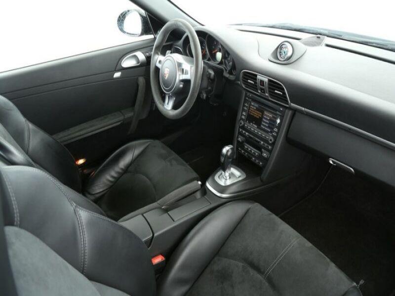 Porsche 911 Type 997 3.8 GTS PDK Noir occasion à BEAUPUY - photo n°4