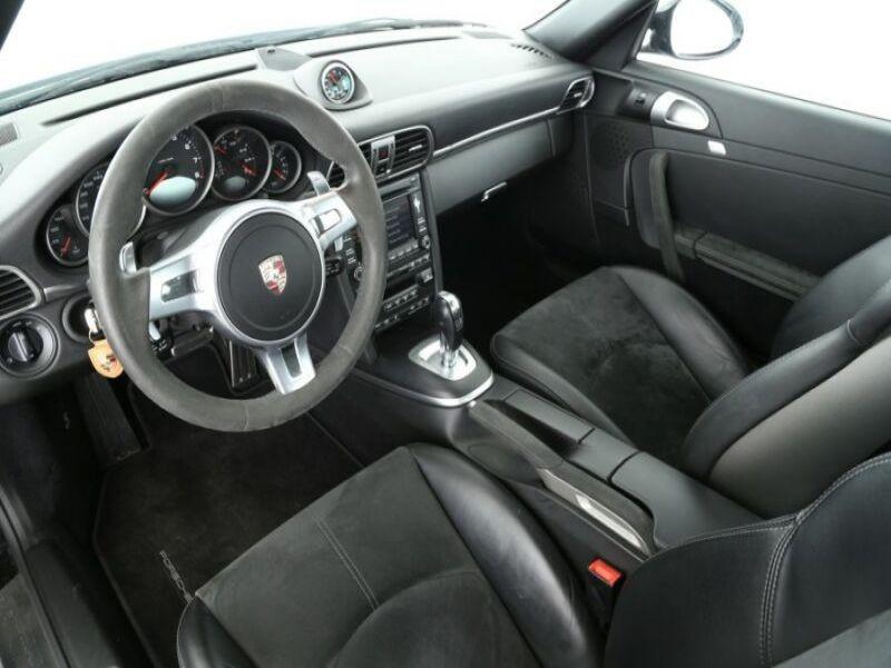 Porsche 911 Type 997 3.8 GTS PDK Noir occasion à BEAUPUY - photo n°2