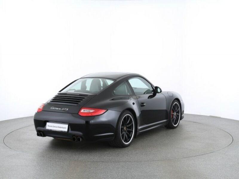 Porsche 911 Type 997 3.8 GTS PDK Noir occasion à BEAUPUY - photo n°3