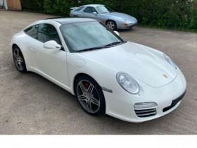Porsche 911 Type 997 Blanc, garage PRESTIGE AUTOMOBILE à BEAUPUY