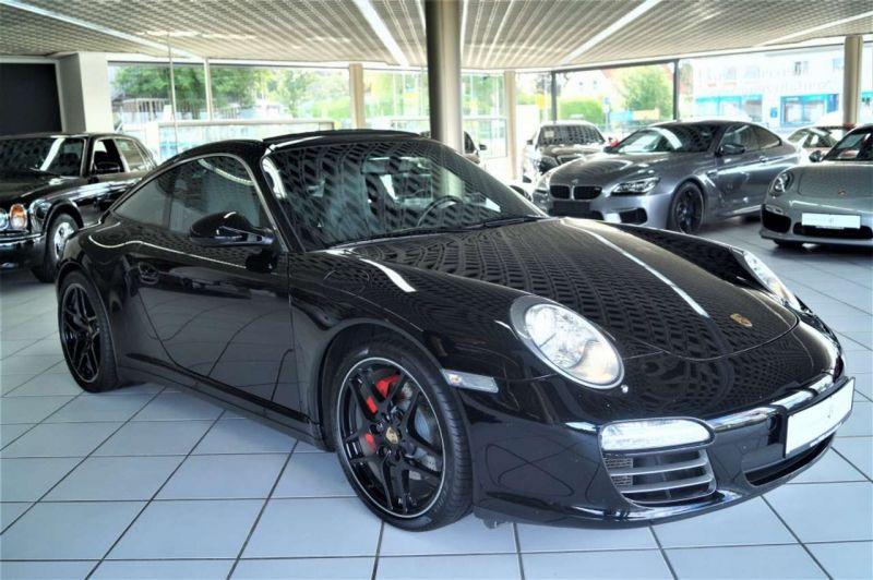 Porsche 911 Type 997 3.8 Targa 4S Noir occasion à BEAUPUY